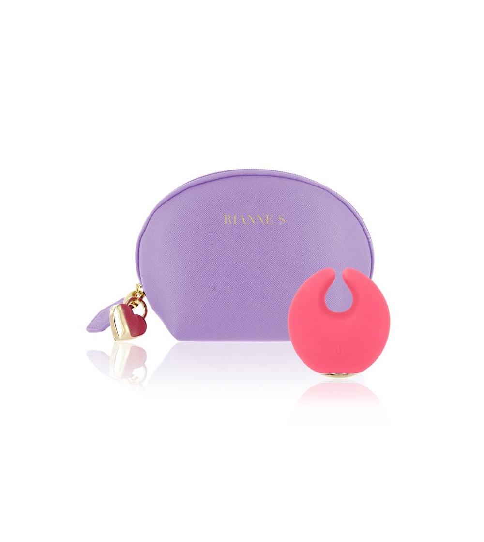 Rs Essentials Vibrador Moon Rosa Coral