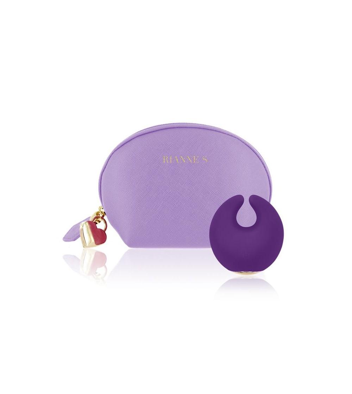 Rs Essentials Vibrador Moon Purpura Oscuro