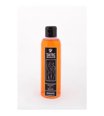 Erosart Aceite Afrodisiaco Tantric de Canela 100 ml