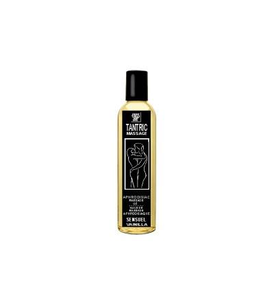 Erosart Aceite Afrodisiaco Tantric de Vainilla 200 ml