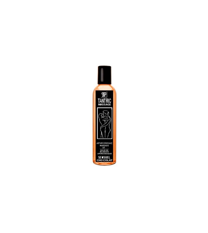 Erosart Aceite Afrodisiaco Tantric de Chocolate 200 ml