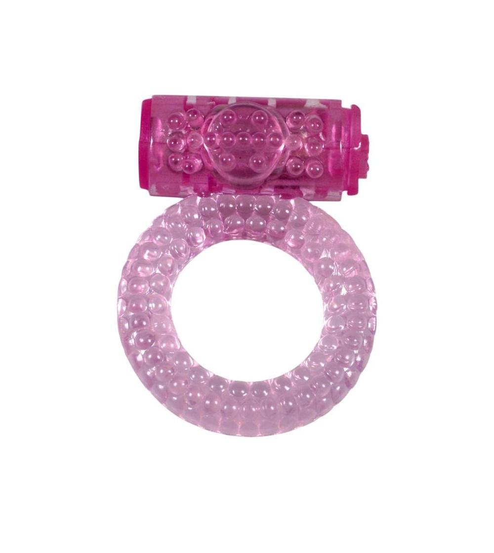 Anillo Vibrador Bubbles Rosa