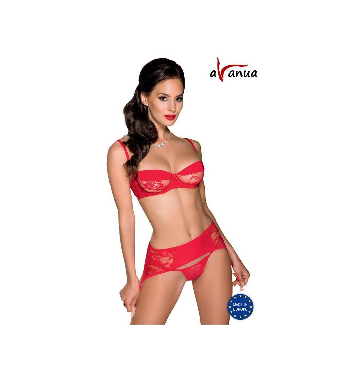 Rayen Set Rojo