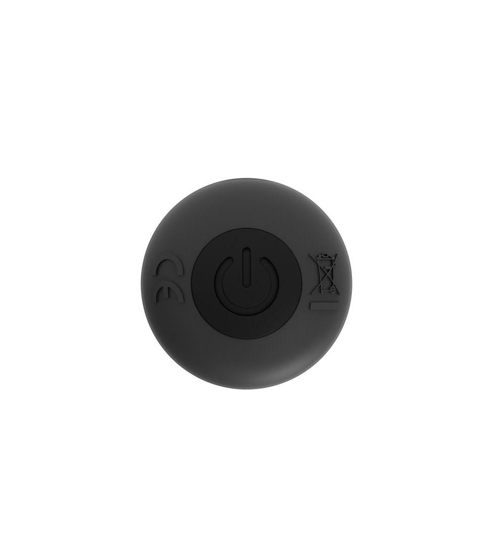 Shoty Bala Vibradora USB 10 Velocidades Potente Motor Negro
