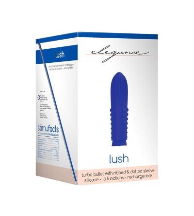 Bala Lush Azul