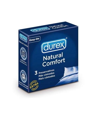 Preservativos Natural Comfort 3 Unidades