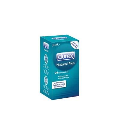 Preservativos Natural Plus 24 Unidades