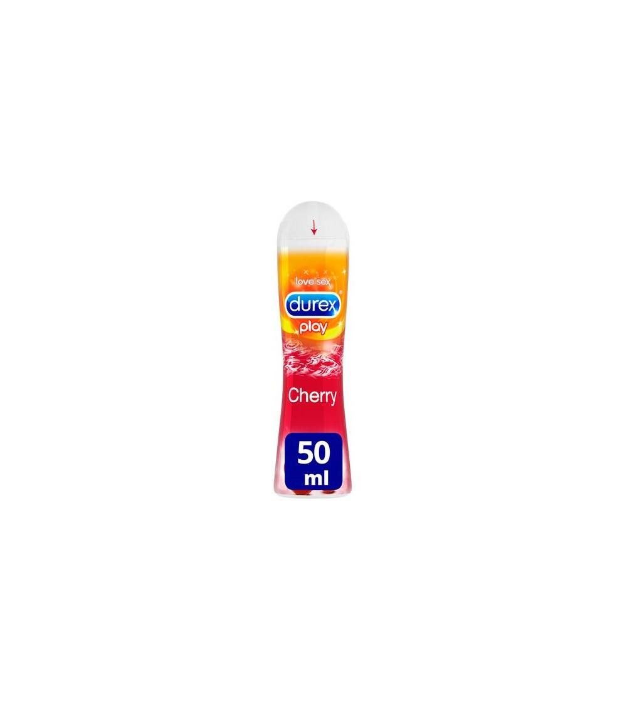 Lubricante Durex Play Cherry 50 ml