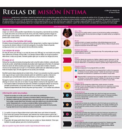 Mision Intima Edicion Original ES