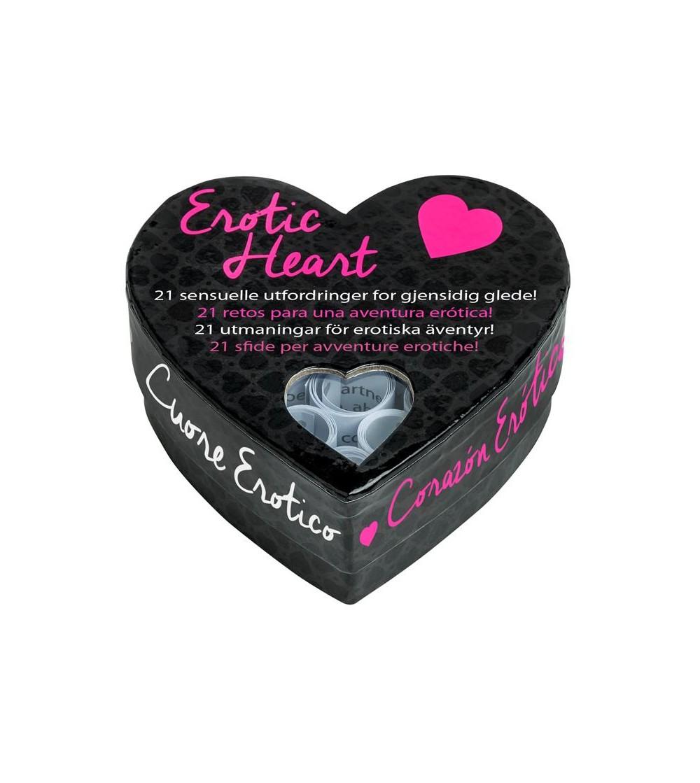 Erotic Mini Heart NO SE ES IT