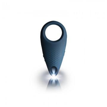 Empower Anillo Vibrador USB Azul