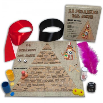 Juego de Mesa la Piramide del Amor