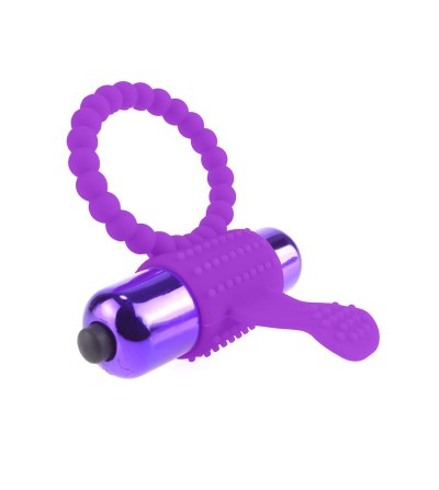 Fantasy C Ringz Super Anillo de Silicona Purpura