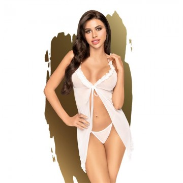 Chemise After Sunset Blanco