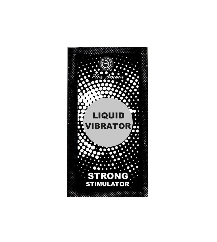 Secret Play Pack 12 Monodosis Vibrador Liquido Strong