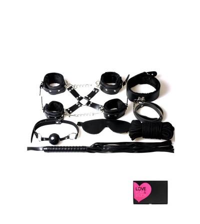 Secret Play Set 8 Piezas Negro