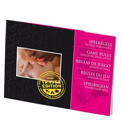 Discover Your Lover Edicion de Viaje NL ES EN DE FR