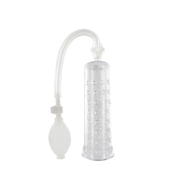 Xlsucker Bomba de Succion para Pene Transparente