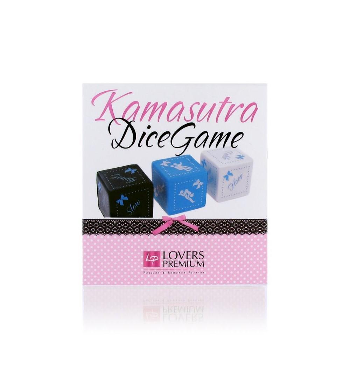 Loverspremium Juego de Dados Kamasutra