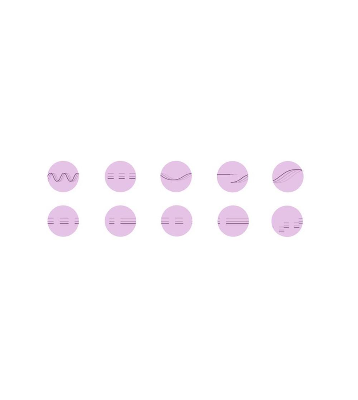 Masajeador Symphony 21 x 37 cm